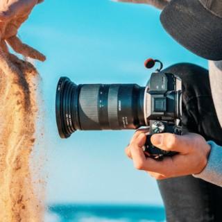 Sand Photography!