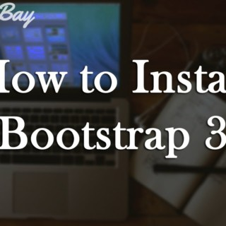 Bootstrap 3 Tutorial Pt.1 – Intro & How to Install Bootstrap 3