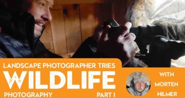 Landscape Photographer tries WILDLIFE PHOTOGRAPHY with Morten Hilmer | Part one – Bird Photography