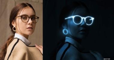Glow in the Dark Portrait Effect Photoshop Tutorial