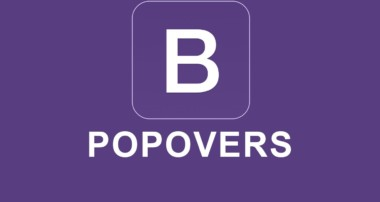 Bootstrap 4 Tutorial 49 – Popovers