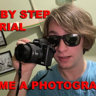 Become a professional photographer! a Step by Step tutorial.