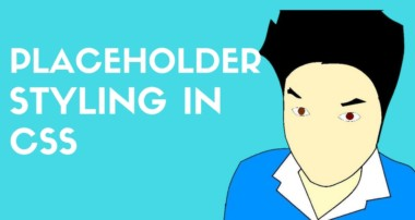 Change placeholder styling |CSS | Bootstrap 3 | AshishTheCoder