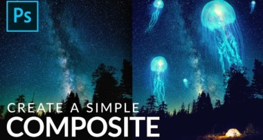 How to Create a Simple Composite in Photoshop