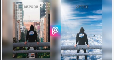 (EASY) PicsArt Manipulation Tutorial – How To Edit Awesome Photo Only One Application