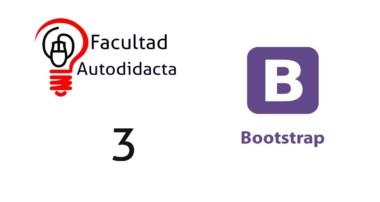 3.- Curso de bootstrap para formularios -Dar formato css a inputs con clase form-control