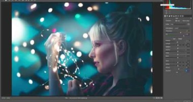 Professional Photo Editing    Photo Editing Tutorial in Photoshop   Create a Beautiful COLOR GRADE