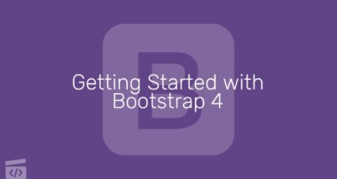 Getting Started With Bootstrap 4, Part 2: Loading the CSS