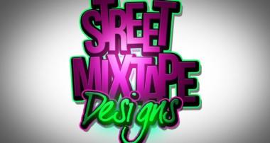 PSD Photoshop CS6 Adobe Text Effects Mixtape Cover Art Graphic Design Tutorials