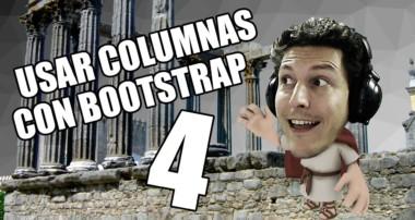 Columnas con Bootstrap 4 #3- Diseño y Programación Web