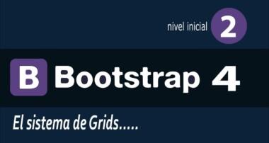 Lección 02 – Sistema de Grid Bootstrap