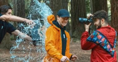 BOOF! Water Splash Photography!