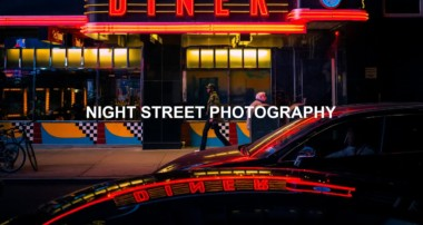 Chaotic Night Street Photography (behind the scenes)