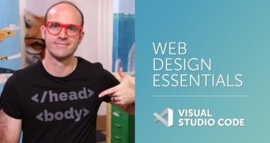 Responsive Web Design Essentials – HTML5 CSS3 Bootstrap in Visual Studio Code