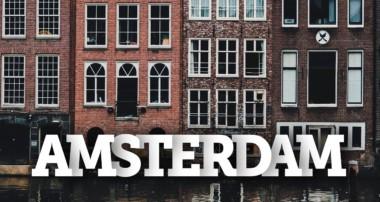 STREET PHOTOGRAPHY WALK IN AMSTERDAM — Fujifilm X-H1