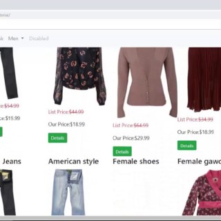 fix images size in bootstrap grid layout
