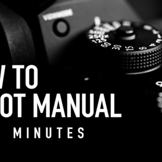 How to Shoot Manual in 10 Minutes – Beginner Photography Tutorial