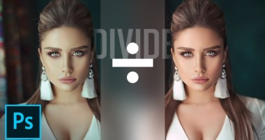 "The Incredible Math Behind the ""Divide"" Blend Mode! – Photoshop Tutorial"