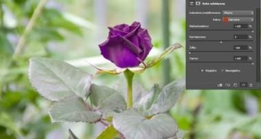 Photoshop CS6 Tutorial po Polsku – Zmiana koloru