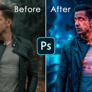 Inside Glow Effect in Photoshop + few more cool effects