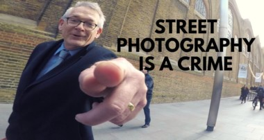 IS STREET PHOTOGRAPHY A CRIME ? POV
