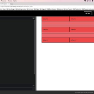 Bootstrap 4 layout: Grid system and breakpoints