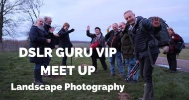 DSLR GURU VIP Meet UP : Landscape Photography challenge