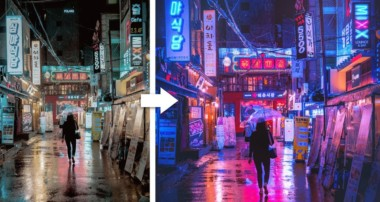 How to Give Your Photos the Cyberpunk Look in Photoshop