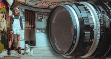 This Vintage Lens is INSANE – Street Photography