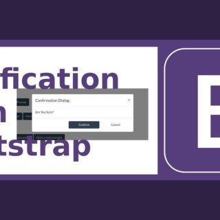 Toast Notification with Bootstrap 4