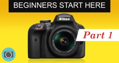 Nikon beginners guide Part 1 – Nikon photography tutorial