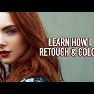 My Retouch & Color Editing Photography Tutorials!
