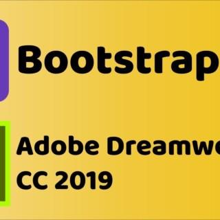 Bootstrap 4 in Adobe DreamWeaver CC 2019