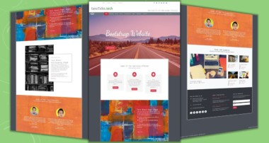 Upcoming Video |  How to Make Complete Responsive Website Using Bootstrap/HTML/CSS