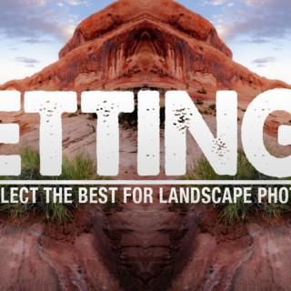 The BEST SETTINGS for Landscape Photography