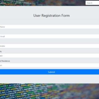 How To Create a Register Form Using PHP, MySQL And Bootstrap