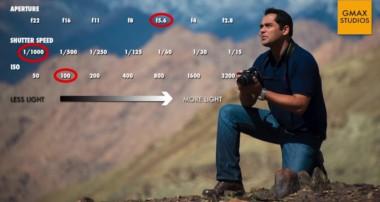 Exposure Triangle | Aperture, Shutter Speed & ISO | Hindi Photography Tutorials | Episode 5