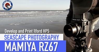 MAMIYA RZ67 (645) SEASCAPE PHOTOGRAPHY – ILFORD HP5 PLUS