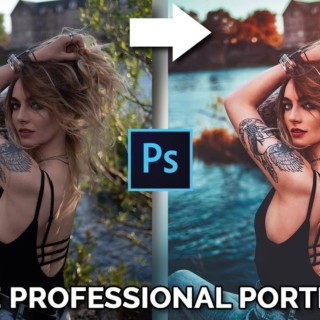 How to Make Professional Portraits | Photoshop Tutorial