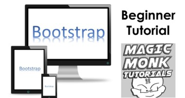 Make a mobile responsive website with Bootstrap lesson 3 – Grid system