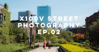 Return of the POV! (Fujifilm X100V Street Photography)