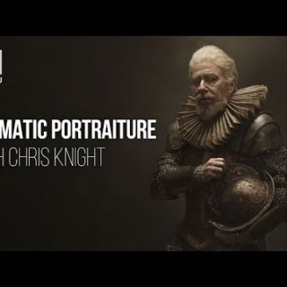 Dramatic Portraiture & Lighting with Chris Knight | A PRO EDU Photography Tutorial