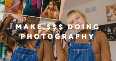How I started my PHOTOGRAPHY BUSINESS as a TEENAGER