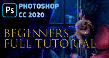 PHOTOSHOP 2020 Tutorial for BEGINNERS | how to use photoshop cc 2020