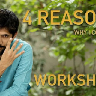 4 Reasons Why I Conduct Workshops – { Photriya Photography Tutorials }