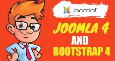 Playing Around #Joomla 4 with #Bootstrap 4