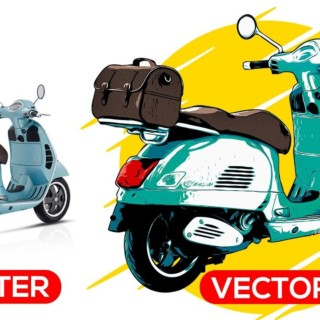 How to Vectorize an Image (Photo to Vector) – Photoshop Tutorial