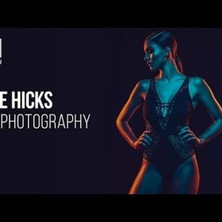 Jake Hicks Teaches How To Add Color Gels To Your Photography Lighting