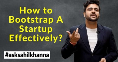 How to Bootstrap A Startup Effectively?