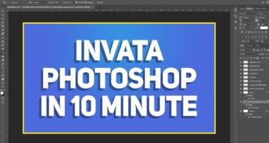 Invata PHOTOSHOP in 10 minute! (Tutorial pentru incepatori)